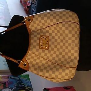 Louis Vuitton galleria bag sales only